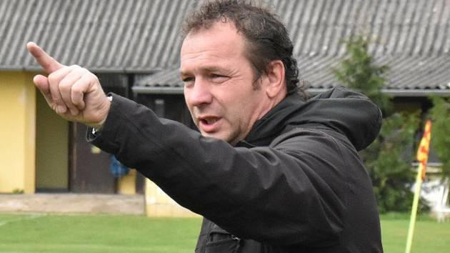 Roman Lukáč je  novým trenérem jindřichohradeckých divizních fotbalistů.