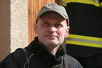 František Boček, starosta Plavsko.