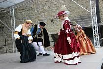 Historické tance uvidíte na zámku v Třeboni