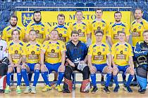 FK Slovan Jindřichův Hradec B, účastník jihočeské ligy.