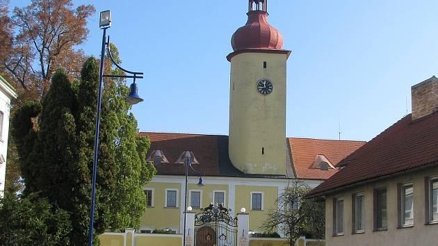 Strážský zámek