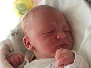 Oliver Halabud se narodil 12. února Veronice a Tomáši Halabudovým  z Jindřichova Hradce. Měřil 49 centimetrů a vážil 3340 gramů.