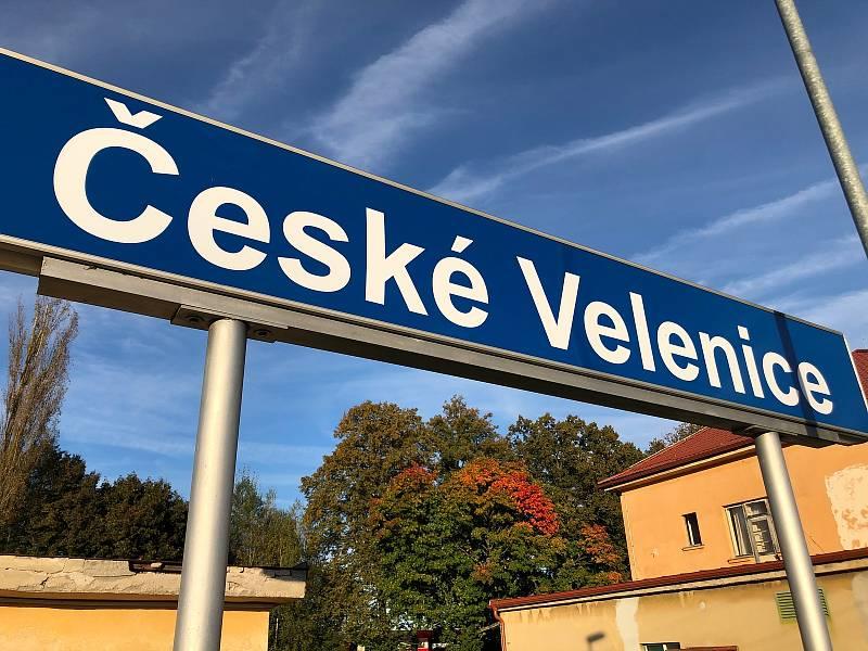 České Velenice. Ilustrační foto.