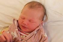 Naďa Korandová, Jindřichův Hradec. Narodila se 19. ledna Kateřině a Jindřichu Korandovým, vážila 3 336 gramů a měřila 49 centimetrů.