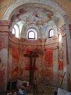 Obnovená hřbitovní kaple ve Slavonicích se stala Památkou roku 2014.