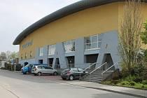 Sportovní hala v Jindřichově Hradci. Ilustrační snímek.