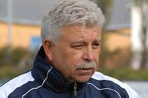 Trenér fotbalistů Třeboně Jan Marek  svým svěřencům naordinoval hodně obtížnou zimní přípravu.