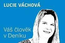 Lucie Váchová - váš člověk v Deníku.