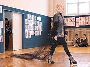 V Třeboni soutěžili mladí módní návrháři.