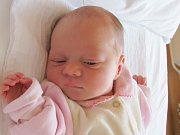 Adina Beníschková se narodila 5. ledna Evě Beníschkové z Boru. Měřila 45 centimetrů a vážila 2500 gramů.