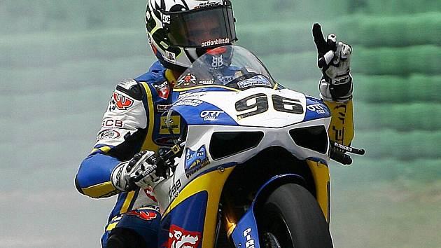 Jihočech Jakub Smrž figuruje v průběžné klasifikaci seriálu MS superbiků na osmé pozici a tuto příčku by si rád udržel i po víkendových závodech v Brně.
