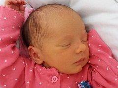 Zita Boudová se narodila 28. prosince Ireně a Zbyňkovi Boudovým z Jindřichova Hradce. Měřila 46 centimetrů a vážila 2750 gramů.
