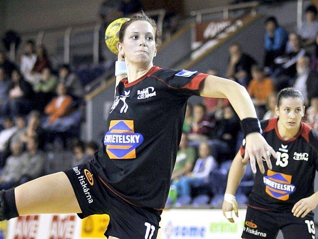 Lucie Zbožínková.