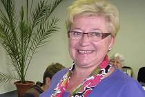 STAROSTKA.  Marie Širhalová už sice na starostku nekandidovala, ale  bude pomáhat v obecní knihovně.