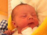 František Svoboda se narodil 16. března Iloně a Pavlovi Svobodovým z J. Hradce. Měřil 53 centimetrů a vážil 3600 gramů. Těší se z něj i bráška Pavlík.