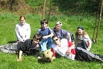 Víkendový pobyt v Dolním Radíkově pořádal pro děti sociální odbor jindřichohradeckého městského úřadu.