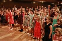 11. YMCA ples na Střelnici.