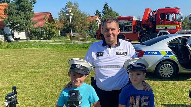 Dětský den v obci Hrdlořezy