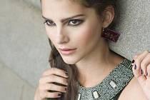 FOTOMODELKA. Anna Vopravilová se stala novou tváří modelingové agentury také v Mnichově.
