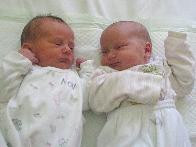Dne 15. ledna se  Evě a Michalovi  Fišerovým narodily Eliška (2710 gramů, 47 centimetrů) a Anežka (3150 gramů, 47 centimetrů) Fišerovy. Domovem jim je  Pístina.