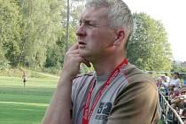 Trenér Aleš Brunner už na jaře fotbalisty Kardašovy Řečice v I. B třídě nepovede.