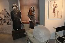 Vernisáž výstavy Lada, nelada a vyladěná móda.