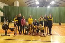 Veslaři jindřichohradeckého VK Vajgar obsadili v Zimním poháru mládeže druhé místo v hodnocení klubů.