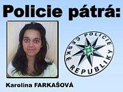Policie pátrá po Karolíně Farkašové, která utekla z Výchovného ústavu v J. Hradci.