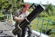 Jindřichohradecká hvězdárna pořádá pravidelné akce. Týkají se zejména pozorování či přednášek. V červenci ale na celý rok zavře, důvodem je kompletní přestavba.