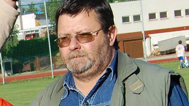 Vladimír Bervid už není trenérem fotbalistů Nové Bystřice.