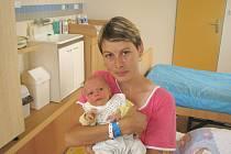 Adam Novák z Nové Bystřice se narodil 6. září 2013 Šárce a Pavlovi Novákovým. Vážil 3090 gramů a měřil 50 centimetrů. Doma se na něj těší sourozenci Pavlík a Anička.