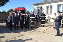 Koncem září roku 2018 získali dobrovolní hasiči z Jindřichova Hradce nové zásahové vozidlo, které bylo pořízeno z hradeckého rozpočtu. Předáno jim bylo v jejich areálu.