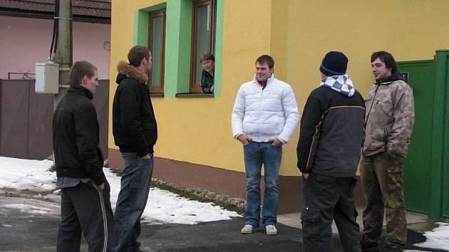 Expedice Deníku v Kleci.