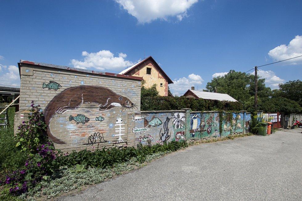 Záchranná stanice Třeboň.
