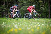 Na Jindřichohradecku se konal třetí ročník závodu v silniční cyklistice RBB Tour.