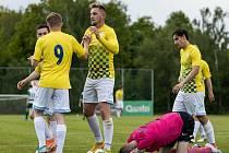 Jindřichohradečtí fotbalisté v přípravném utkání zvítězili nad Humpolcem 3:2.
