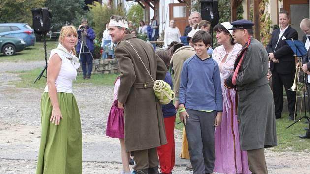 O uplynulém víkendu si v Pluhově Žďáru užili oslavy sta let republiky.