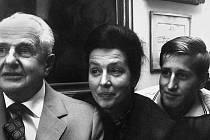 Nahlédnout do rodinných i filmových archívů spojených s životem herečky Dany Medřické mohou zájemci na nové výsdtavě. Zahájí ji její syn Václav Vydra.