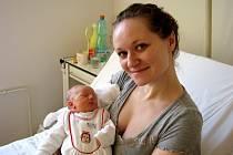 Hana Jarolínová z Chlumu u Třeboně se narodila 30. listopadu 2013 Zdeňce a Tomášovi Jarolínovým. Vážila 3000 gramů a měřila 46 centimetrů.
