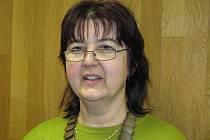 Miroslava Člupková.