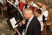 V kulturním domě Střelnice se konal 9. ročník Jindřichohradecké přehlídky komorní hry, akordeonových souborů a orchestrů.