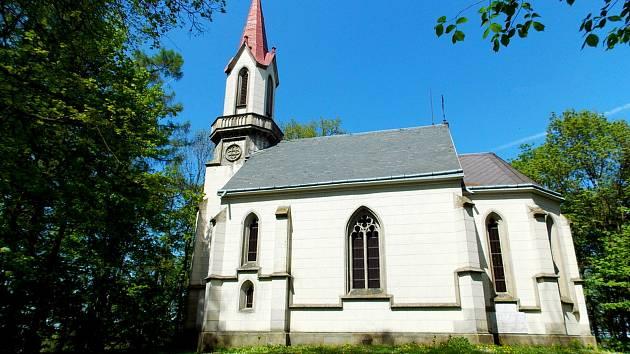 Kostel sv. Jakuba v Jindřichově Hradci.