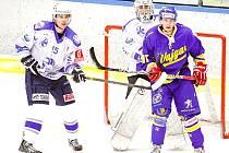 Hokejisté Kolína byli nad síly Vajgaru, který s nimi vypadl v osmifinále play off II. ligy 0:3 na zápasy.