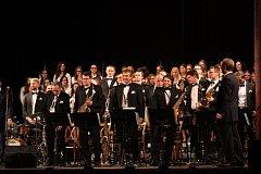 Vánoční koncert se konal na jindřichohradecké Střelnici.