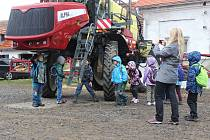 Den zemědělce. Ilustrační foto.