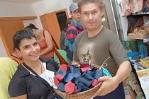 K Týdnu sociálních služeb, který vyhlásila republiková Asociace poskytovatelů sociálních služeb, se připojilo také občanské sdružení Okna, které zpřístupnilo komunitní centrum Okénko na jindřichohradeckém sídlišti Hvězdárna.
