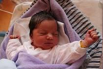Amálka Šramková, Županovice.Narodila se 2. prosince mamince Anně Šramkové a tatínkovi Josefu Šramkovi. Vážila 3130 gramů.