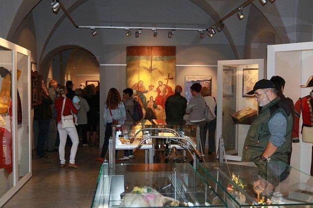 Muzeum Jindřichohradecka otevřelo dvě nové výstavy.