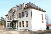 Bývalá fara v Chlumu u Třeboně slouží po rekonstrukci dětem.