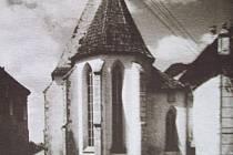 KOSTEL sv. Víta v Soběslavi.